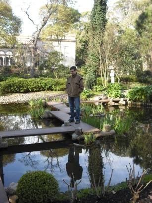 Jardín Japonês - Montevideo