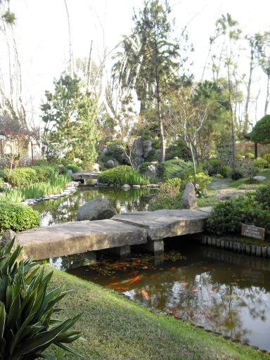Jardim Japonês de Montevideo. Foto Emilene Miossi