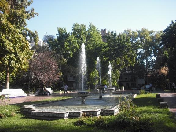 Praça de Mendoza
