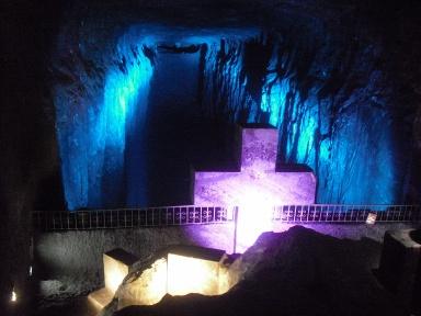 Catedral de sal - via crucis