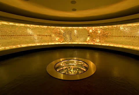 Museo del Oro. Imagem do site oficial.
