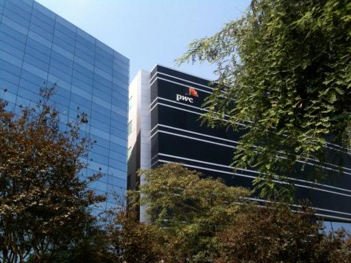 Sedes corporativas em Lima, Peru. Foto Emilene Miossi.