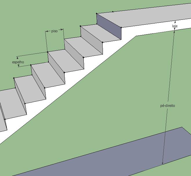 Como Calcular Uma Escada Ricardo Trevisan