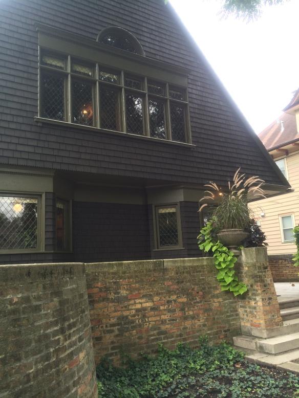 Frank Lloyd Wright Home and Studio - foto de Ricardo Trevisan