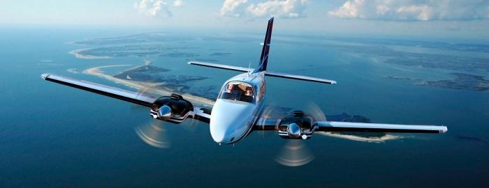 Avaliação de aeronaves