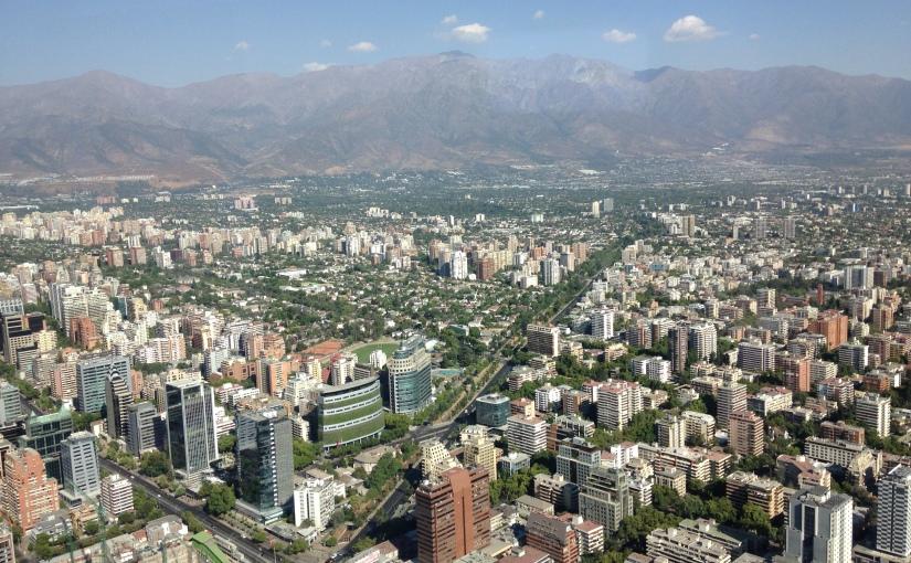Santiago do Chile para arquitetos(fotolog)