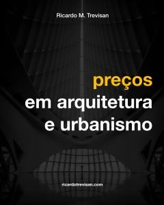 Preços em arquitetura e urbanismo - livro