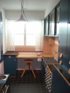 Cozinha de Frankfurt - reconstrução exibida no MAK Vienna